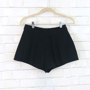Black Skort - Skirt Shorts